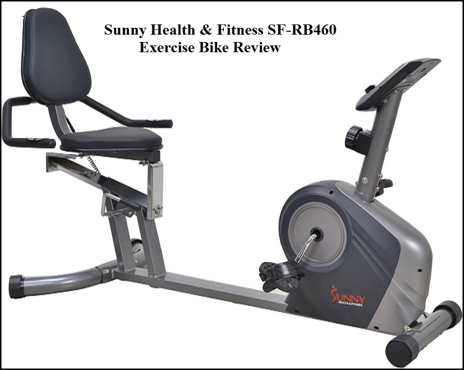 Sunny Health & Fitness SF-RB460 Exercise Bike Review
