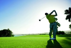 How to Lose Weight By Playing Golf