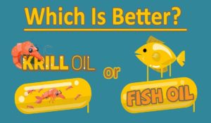 Krill Oil vs Fish Oil