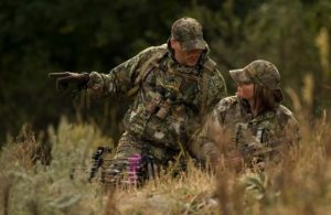 Tips for Your Partner to Accompany you Hunting