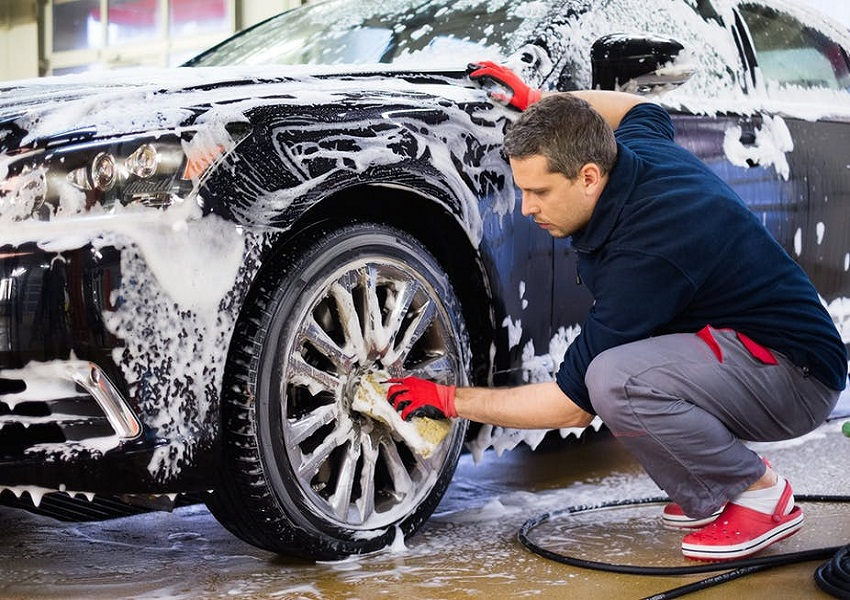 How to Wash a Car by Hand Step by Step
