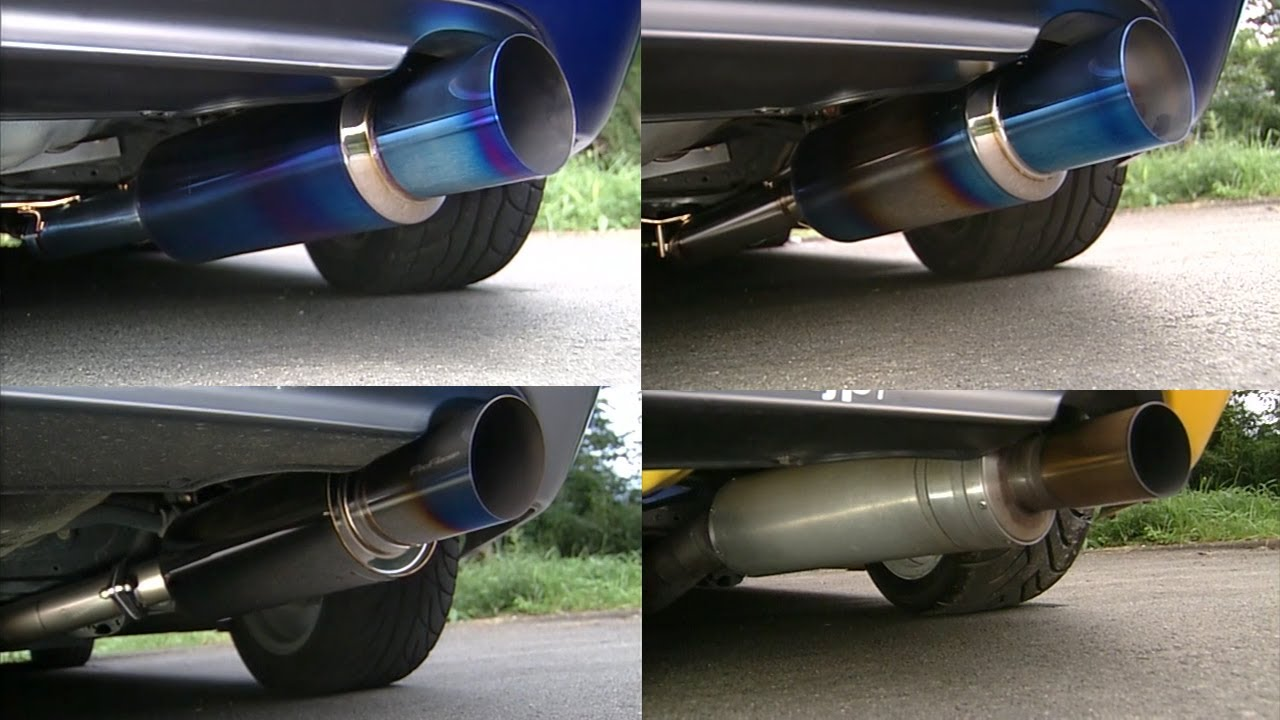 buying guide for sounding mufflers