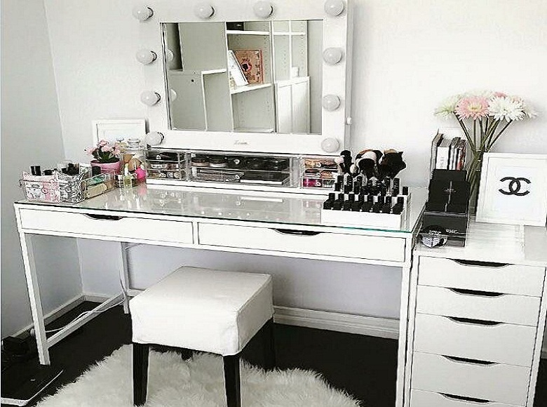 cheap vanity table