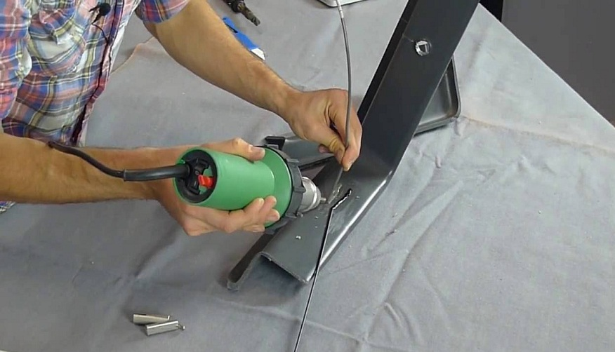How to Use Plastic Welding Kit With Safety