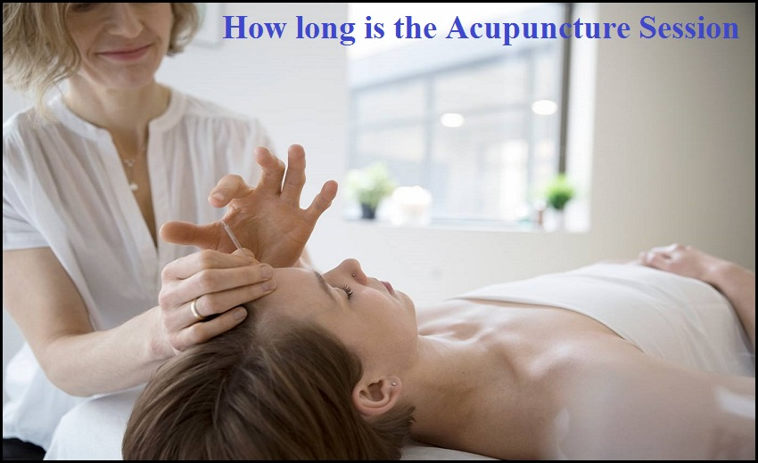How long is the Acupuncture Session