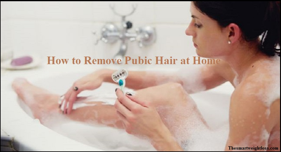 How to Remove Pubic Hair at Home without Pain