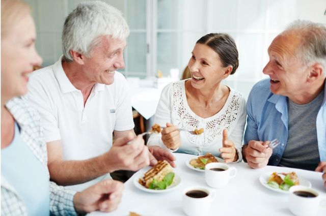 Longevity and Wellness The Role of Diet