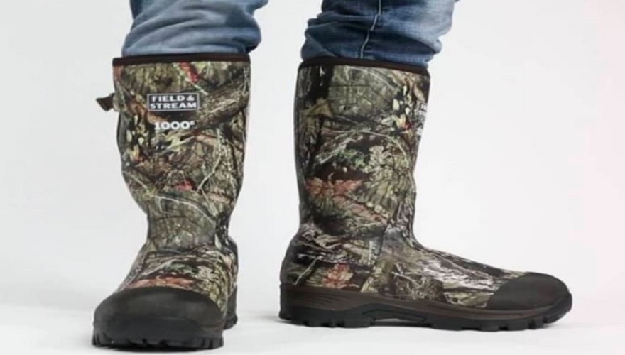 Are Rubber Boots Better for Hunting