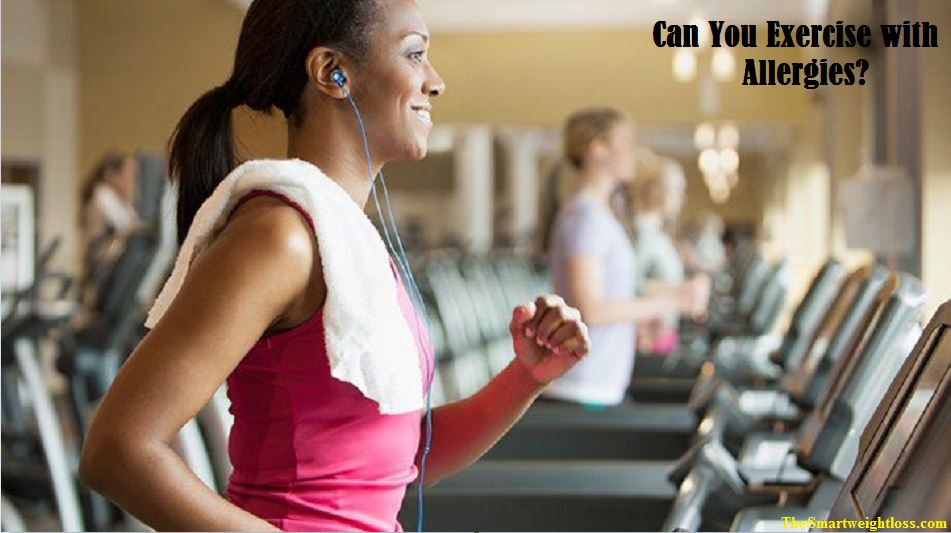 Can You Exercise with Allergies.